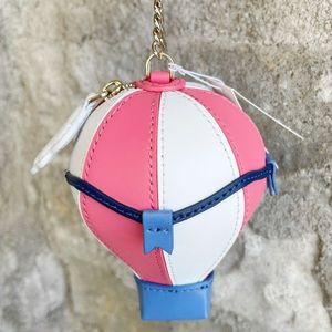 NWT Kate Spade ♠️ Hot Air Balloon Coin Holder